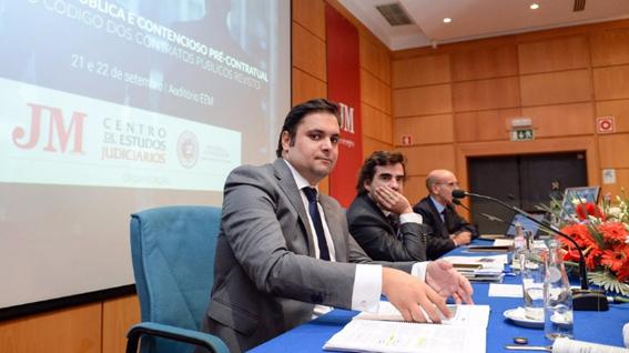 Marco Martins. Contratação Pública e Contencioso Pré-Contratual | Public Procurement and Pre-contractual Litigation